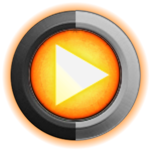 Mad Jelly Amber Poweramp Skin v1.2.1 APK