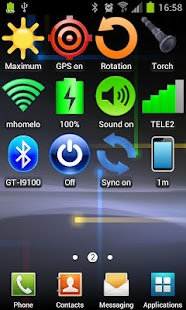Widget Signal Strength- screenshot thumbnail