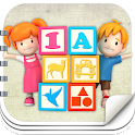 Kids Preschool Games ABC Paid logo