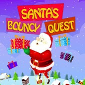 Santa's Bouncy Quest
