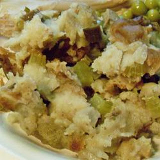 Old Fashioned Giblet Stuffing
