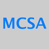 MCSA Study Aid