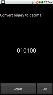 Programmer Mental Math- screenshot thumbnail