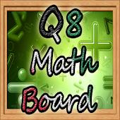 Q8 Math Board