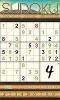 Screenshot of Sudoku - S Pen