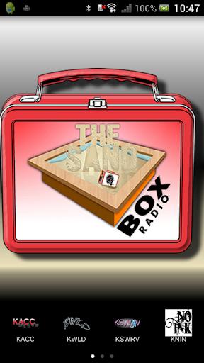 The Sandbox Radio
