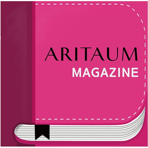ARITAUM 매거진 LOGO-APP點子