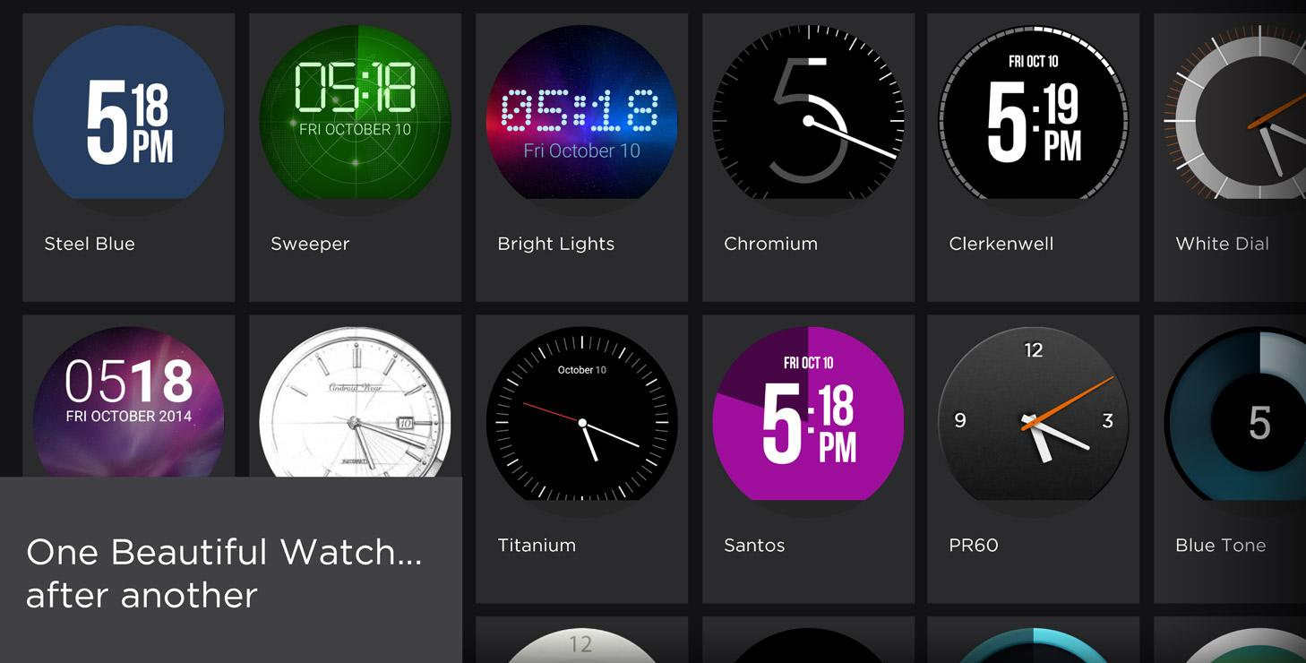 WatchMaker - Beautiful Watches - screenshot