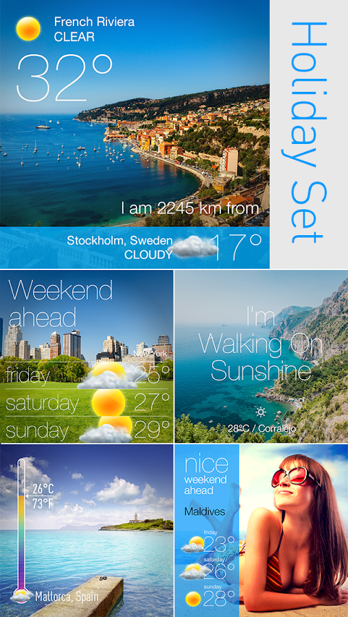 InstaWeather Pro - screenshot