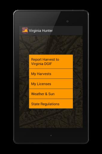 Virginia Hunter