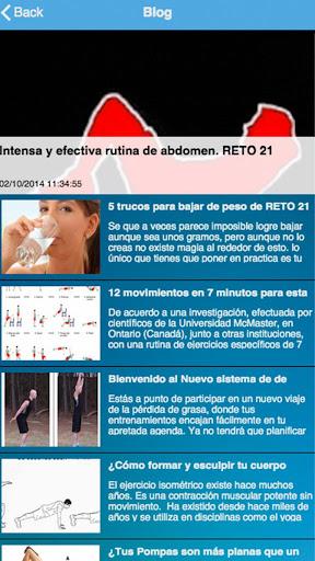 Reto 21 by Diego Di Marco