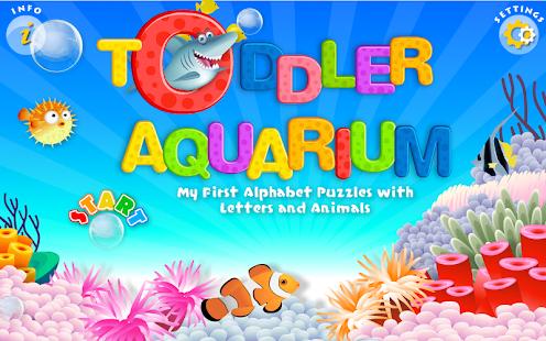 Kids Alphabet Aquarium School - screenshot thumbnail