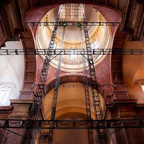 Geometrie Moderne ed Antiche by Andrea Viola - Buildings & Architecture Architectural Detail