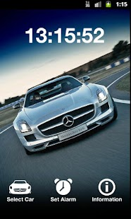 Mercedes-Benz World Alarm - screenshot thumbnail