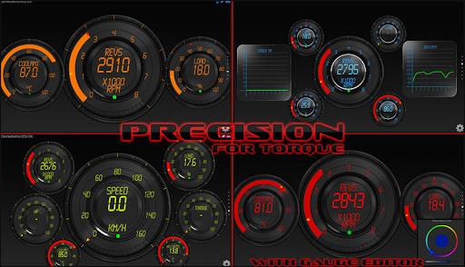 Torque Precision Theme OBD 2