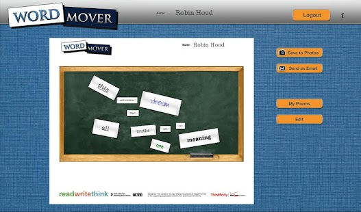 Word Mover- screenshot thumbnail