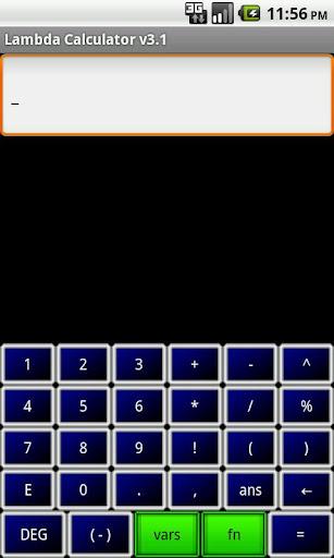 Lambda Calculator