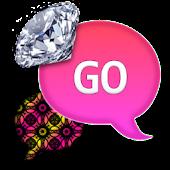 GO SMS - Diamond BrightPattern