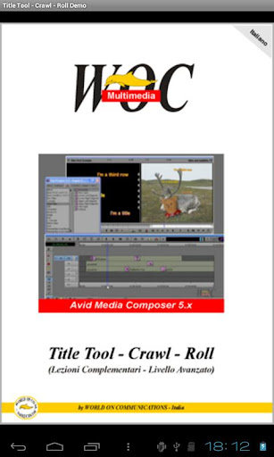 MC5-TITLE TOOL-CRAWL-ROLL-demo
