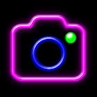 Neon Camera icon