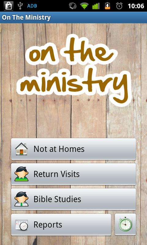 On The Ministry - screenshot