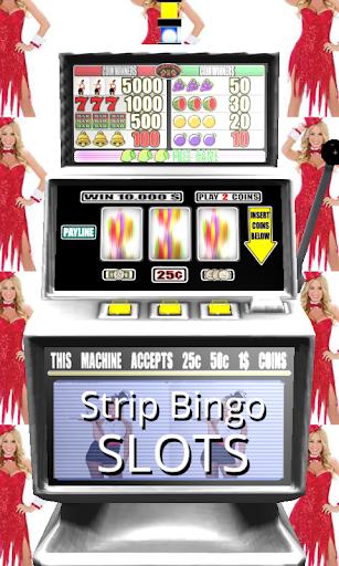 3D Strip Bingo Slots - Free