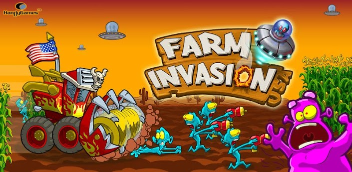 Farm Invasion USA (Armv6/7) (Full) (APK) (Android) (MF)