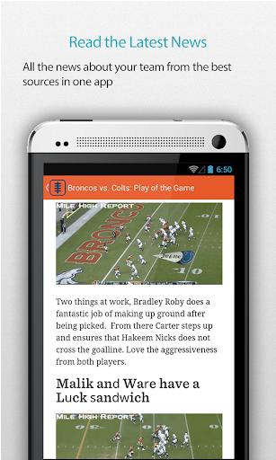 免費運動App|Denver Football Alarm|阿達玩APP