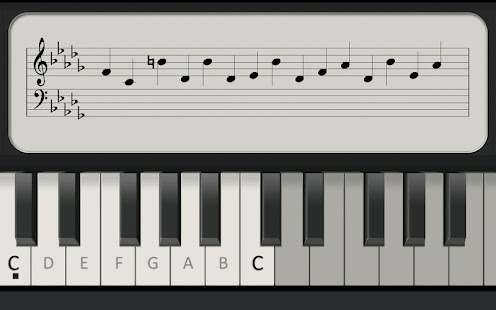 Virtual Piano Trainer