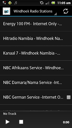Windhoek Radio Stations