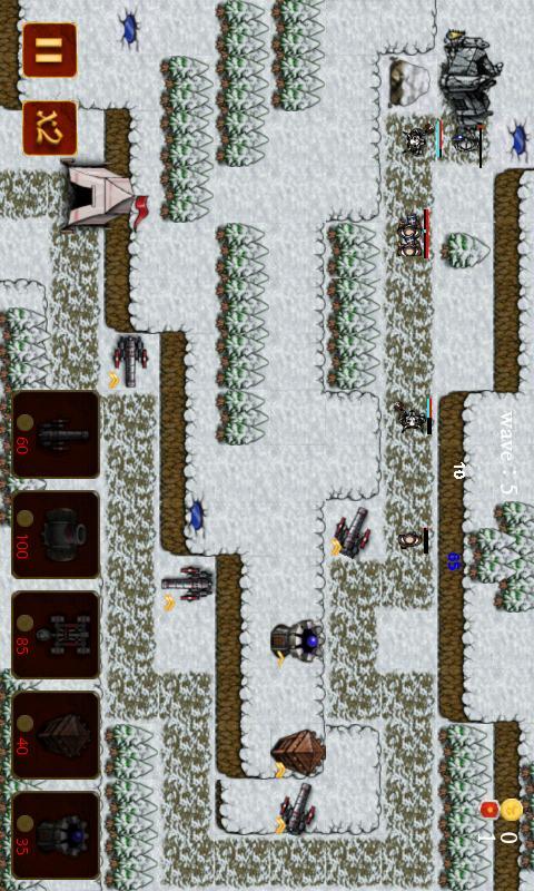 미디블 캐슬 디펜스 kor- screenshot