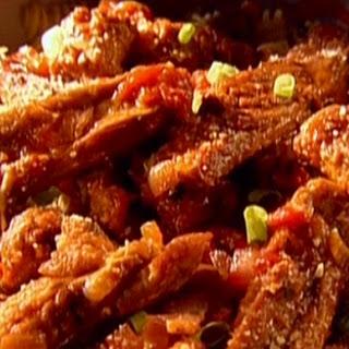 Braised Pork Ribs And Italian Sausage