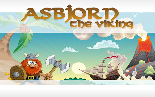 Asbjorn the viking