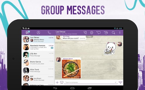 App Viber- Free Messages and Calls APK for Windows Phone