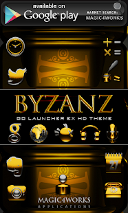 GO Locker Theme Byzanz - screenshot thumbnail