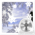 Winter Theme for GO Locker icon