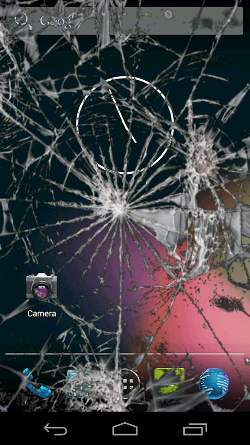 скачать разбитый экран на андроид