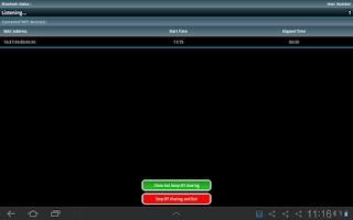 Screenshot of 3G BuffetTogether WiFi HotSpot