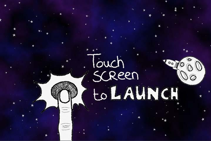 Launchy Rocket - screenshot