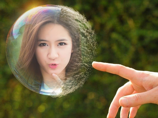 Photo Bubbles