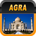 Agra Offline Map Travel Guide icon