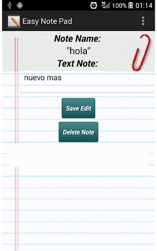 【免費工具App】Notepad Easy Note Pad Pro-APP點子