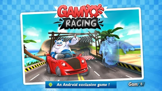 Gamyo Racing- screenshot thumbnail