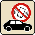 SMS-Safe Message System icon