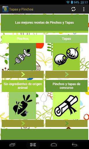 Pinchos y Tapas