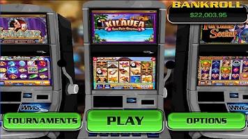 Screenshot of Kilauea - HD Slot Machine