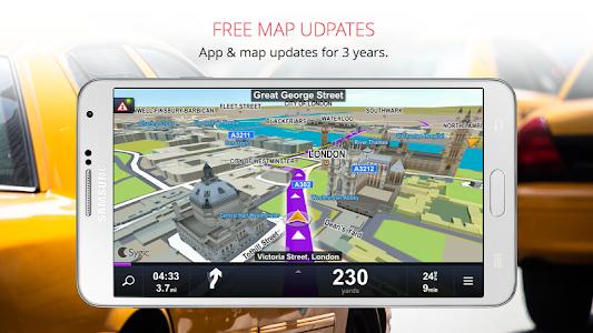 Sygic Taxi Navigation v13.5