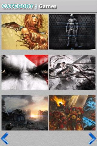 Great HD Wallpapers- screenshot