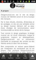 Screenshot of Designmusical.com