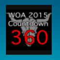 Countdown to WOA 2017 icon